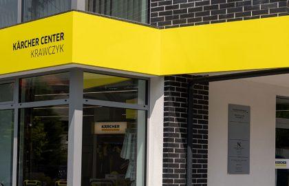 Otwarcie salonu Kärcher Center Krawczyk w Bochni
